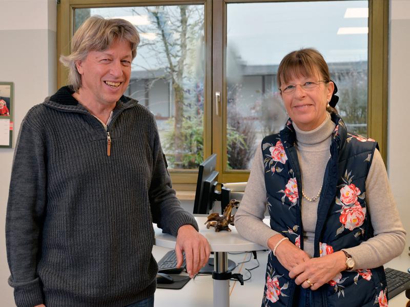 Die Gründer der Sandstrahlerei Bräuer GmbH